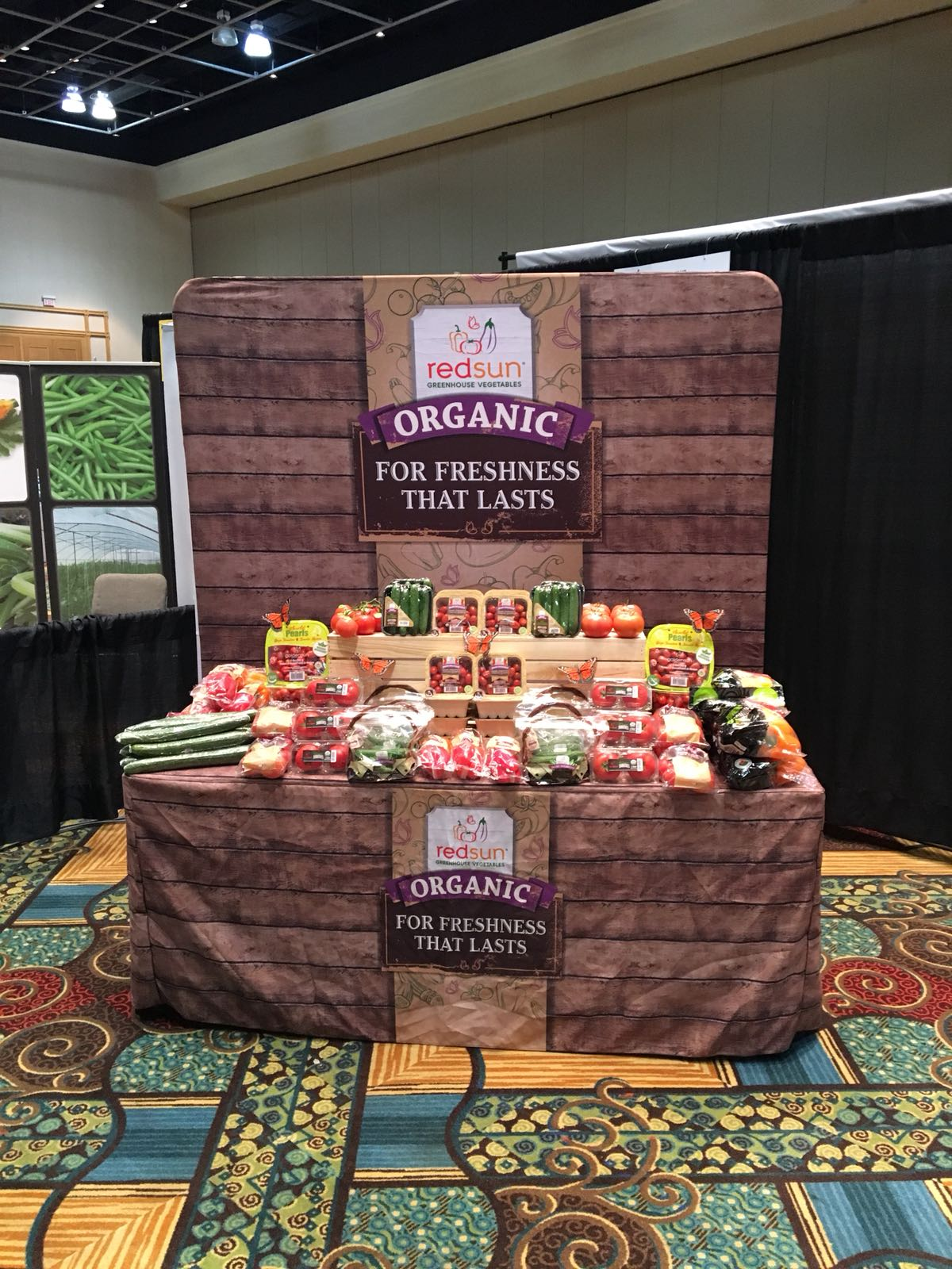 Global Organic Produce Show