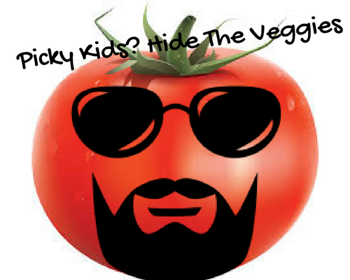 Picky Kids? Hide the Veggies