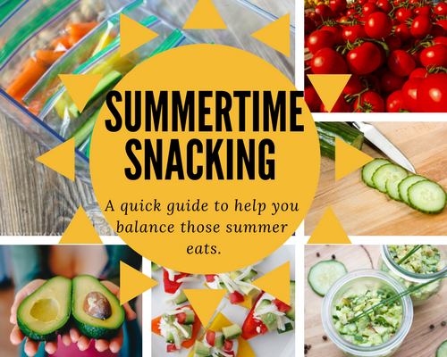 Summer Time Snacking