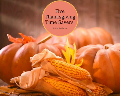 Five Thanksgiving Timesavers