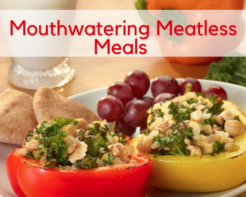 Mouthwatering Meatless Meals